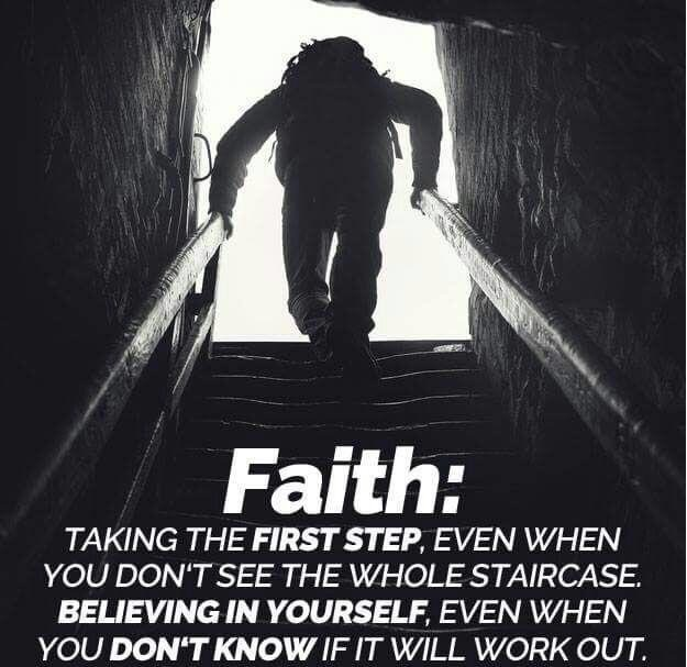 FAITH (Believe in yourself)