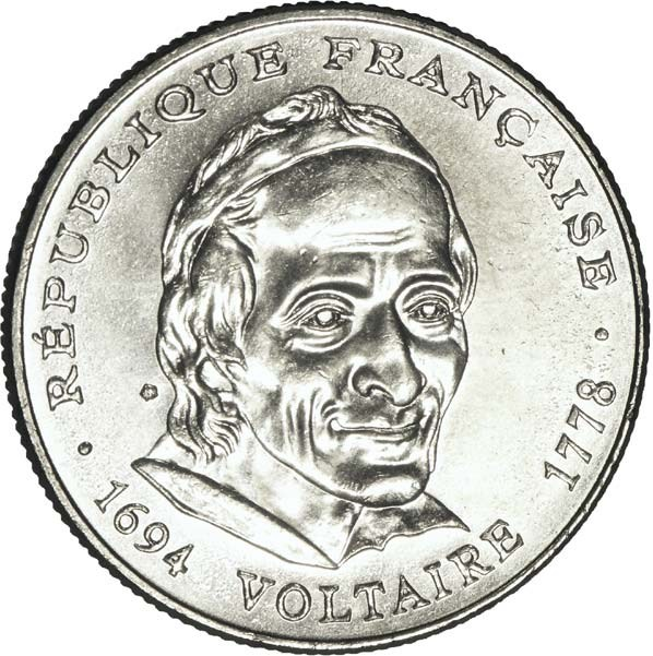Voltaire Coin